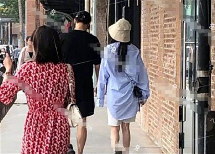 杨幂新恋情疑似曝光 炒作还是真爱?