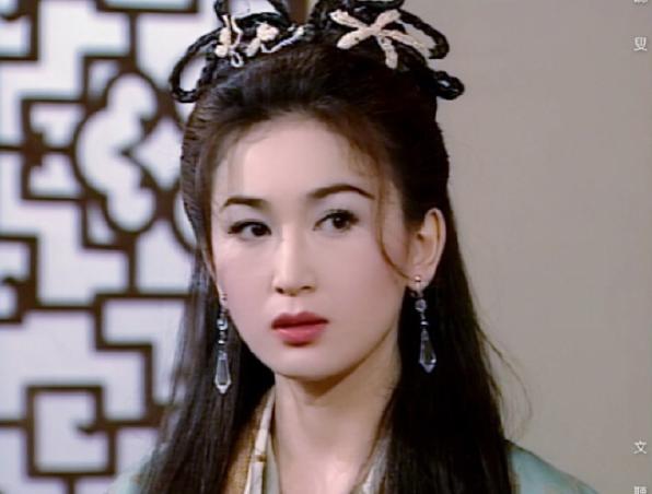 同是演历史知名美人,温碧霞蒋勤勤陈红刘晓庆谁称得上绝世美人?