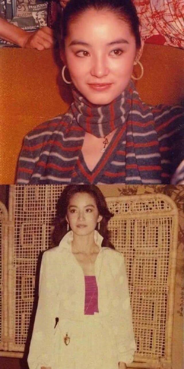 年轻时期的林青霞真是美若惊鸿,30年前早已经引领潮流了