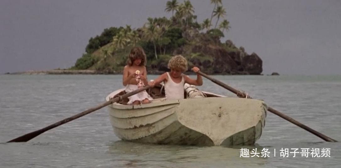 无人岛上初尝禁果后,小伙和美女再也不愿离开!