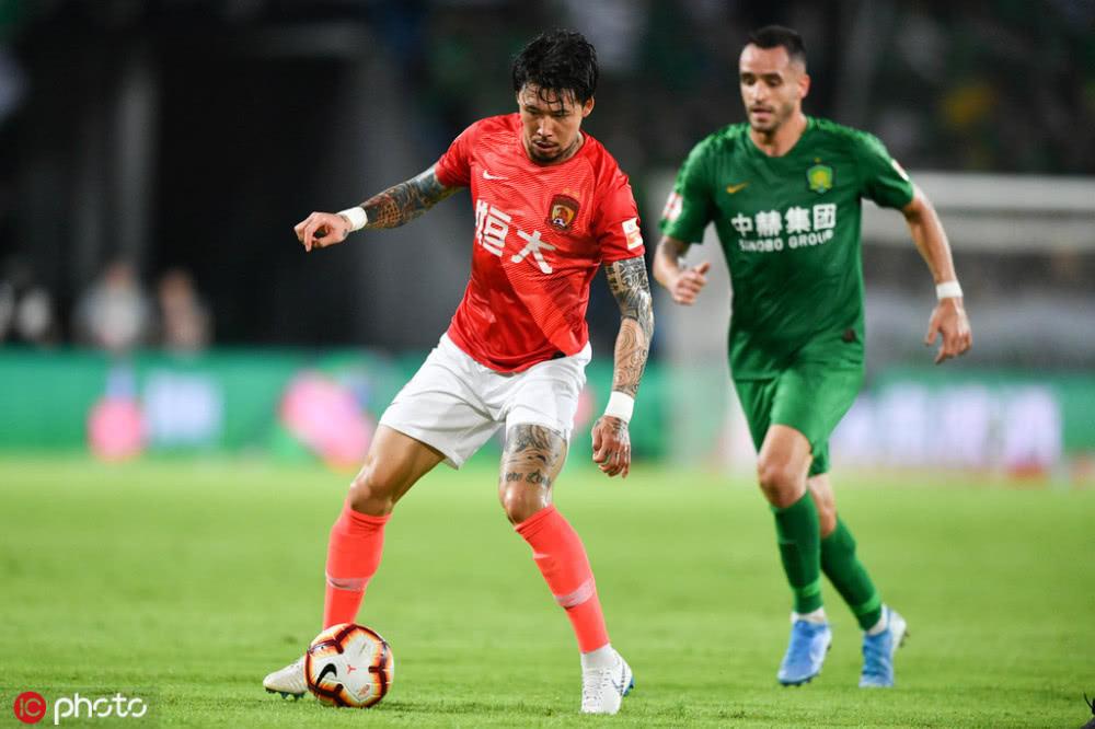 张琳芃:在中超不惧任何外援前锋 这届国足冲击世界杯挺有戏