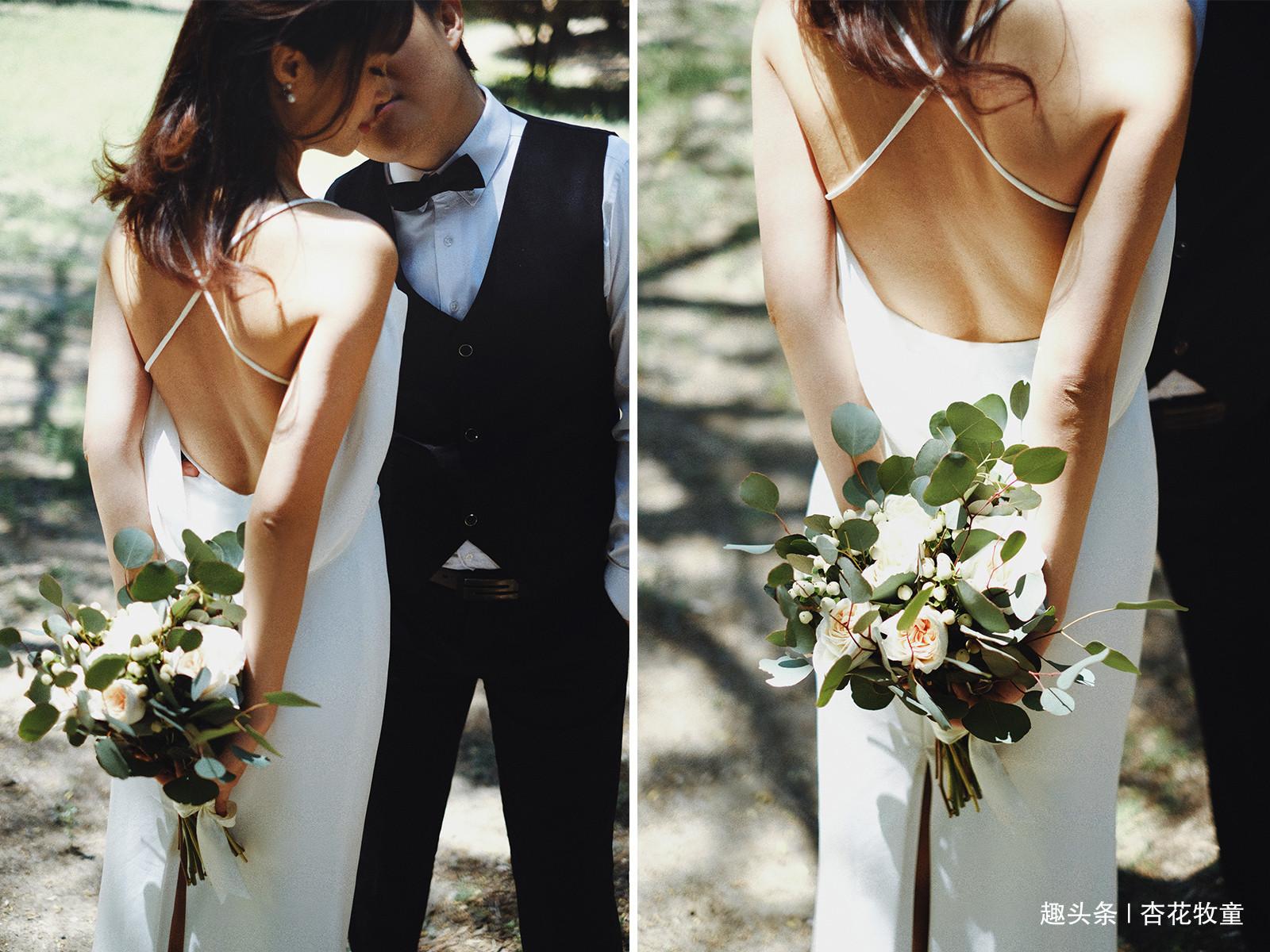 新娘如何选择适合自己肤色的婚纱?