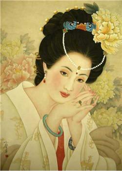 历史上的杨玉环,到底有多漂亮?
