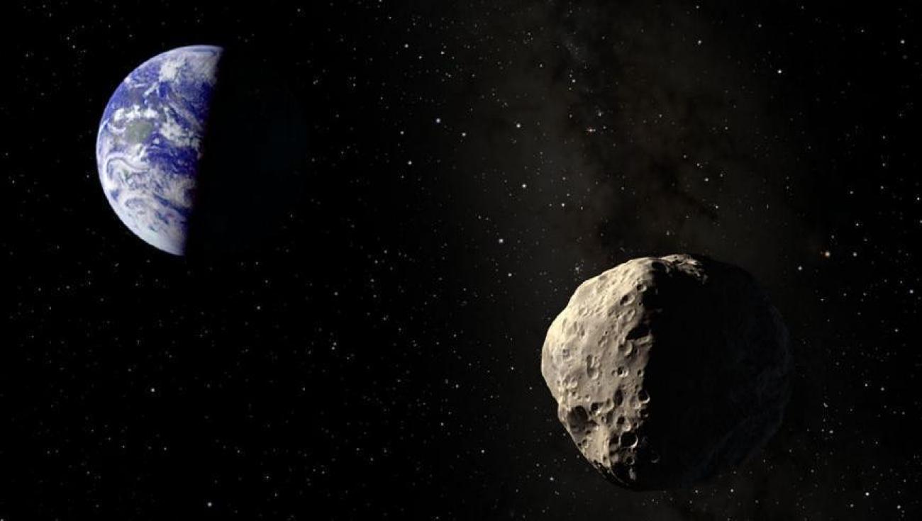 时速4万公里巨大小行星,十年后访问地球!堪称危险研究对象!