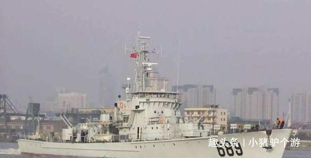 个头小拳头硬,驰骋海疆50年:小艇扛大炮,凶猛的中国黄水战列舰