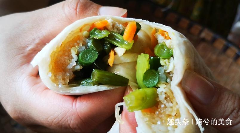 """台州特色美食""""食饼筒""""怎么制作?方法很简单,自己在家就能做"""