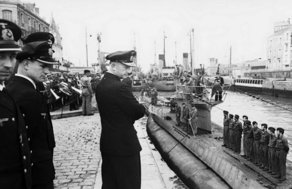 他是潜艇战的鼻祖,扬言:只要给我300艘潜艇,我能掐死英国