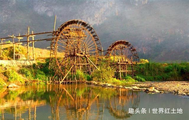 云南自驾游探访陶渊明笔下的世外桃源、已隐世700年的坝美村!