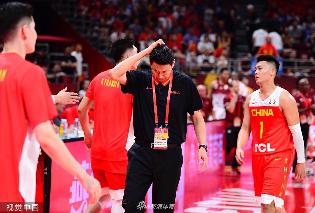 前瞻:中国男篮退无可退 若输韩国基本无缘奥运