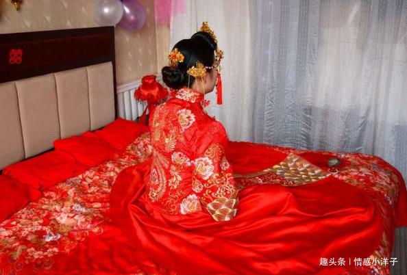 新婚之夜新娘感觉手感不对,打开房间灯后,提出离婚