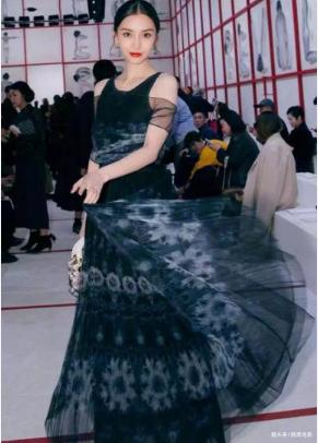 20岁的陆仙人火了!完胜巴黎时装周众多超模,变废为宝时尚感惊人