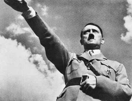 """不为人知的战争狂人""""希特勒"""""""