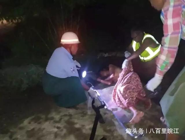 40岁女子全身赤裸凌晨被发现躺路边,疑似被性侵警方正调查