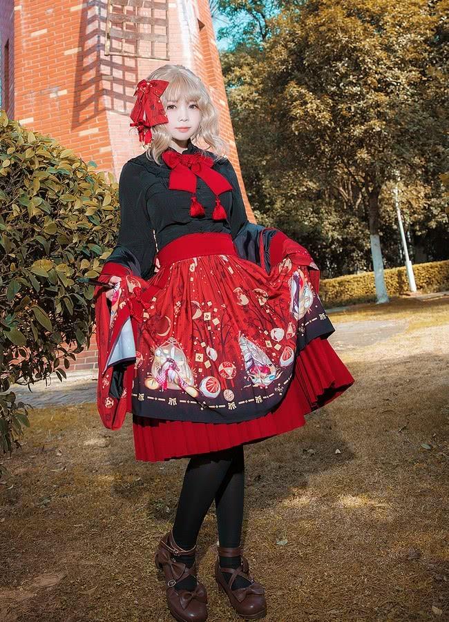 Lolita私影,辉夜兔小姐姐