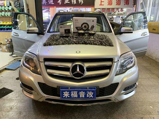 奔驰GLK300汽车升级音响,是生活中不可缺少的的调味剂