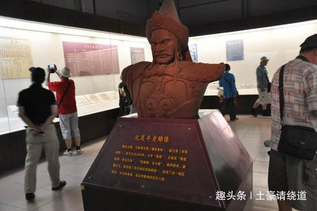 神秘古国西夏王朝,建国前是如何在夹缝中生存的?