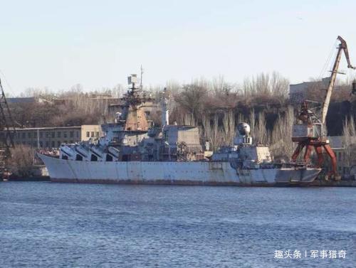 乌克兰万吨巨舰寻找接盘侠,我国曾梦寐以求,如今打折要不要
