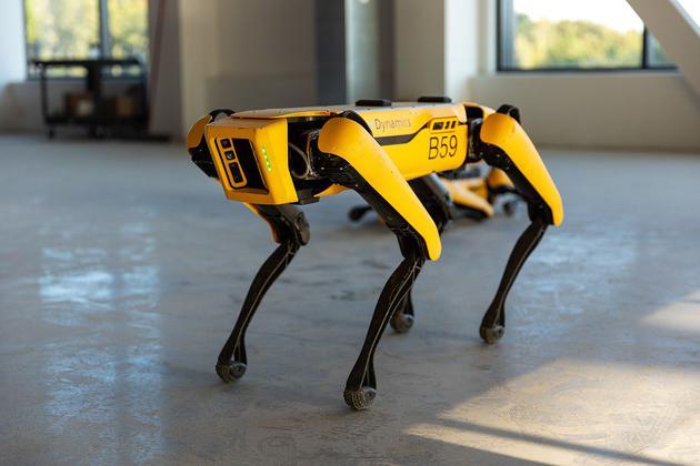 美国波士顿机器人即将上市,有啥用