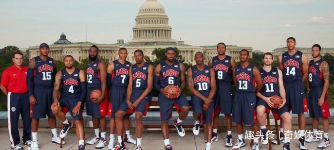 美国男篮出征2020年奥运会,有他们加入更完美。