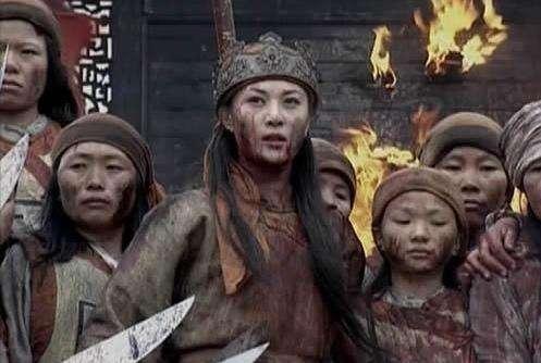 太平天国女兵:英勇献身,慷慨赴死,天王洪秀全倒底能给她们什么