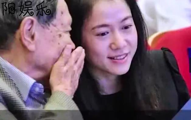 42岁妻子翁帆疑似怀孕,96岁杨振宁要当爹了