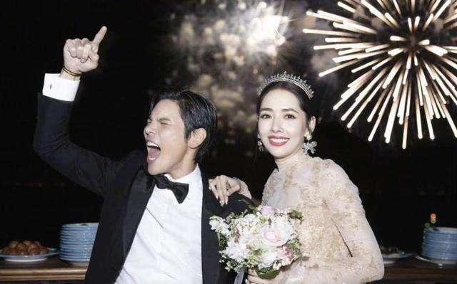 郭碧婷和向佐大婚,大半个娱乐圈送祝福,《小时代》成员无人理会