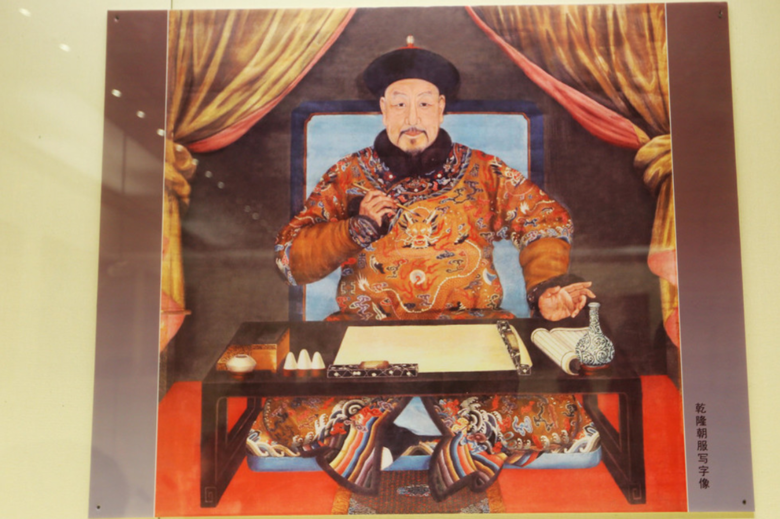 乾隆预招状元为驸马,却被一个村姑打败,反赠4个字价值千金
