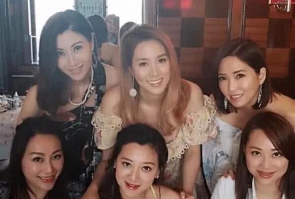 香港顶级豪门太太都长啥样看看她们就明白了,成功避开网红脸