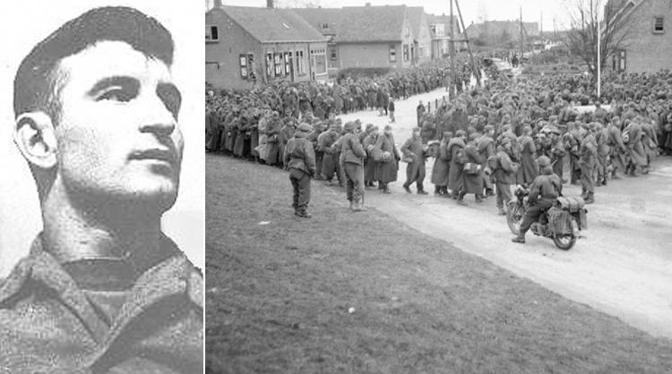 这名愣小子一次活捉93名德国士兵,一年后又独自解放了一座城市