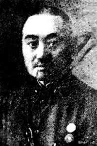 抗日名将:王铭章,台儿庄战役胜利的奠定者。