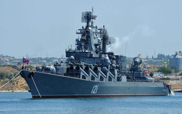 乌克兰巡洋舰找到买家目标曝光不再是我国,亚洲大国高价接盘