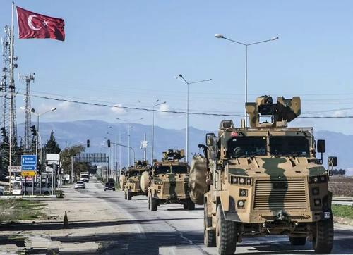 美国表明立场,要求所有土军全部撤离,称这是土耳其唯一出路!