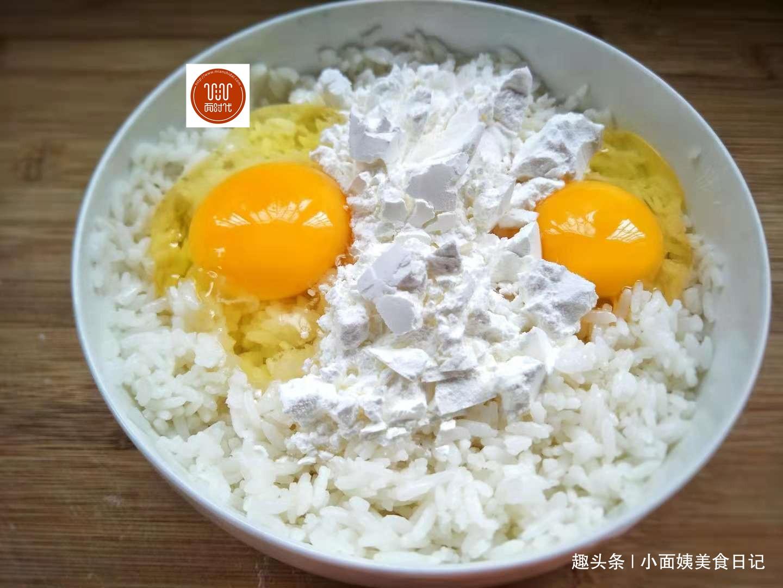 剩米饭别只会做蛋炒饭,试试这做法,香脆入味,挑食的孩子都爱吃  第6张