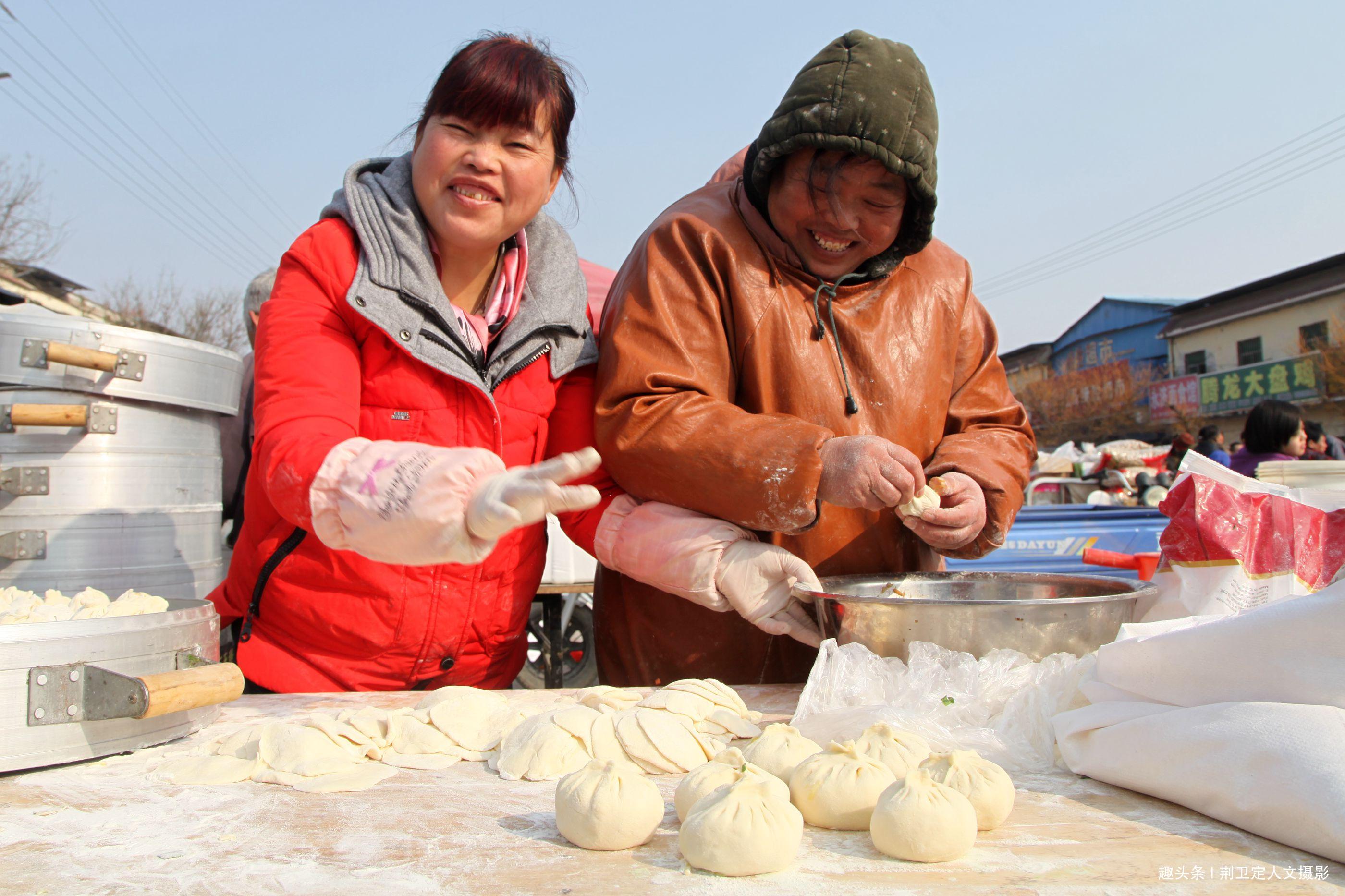 山西农村5旬姐妹俩,合伙卖包子30年不红脸,分配利润办法妙