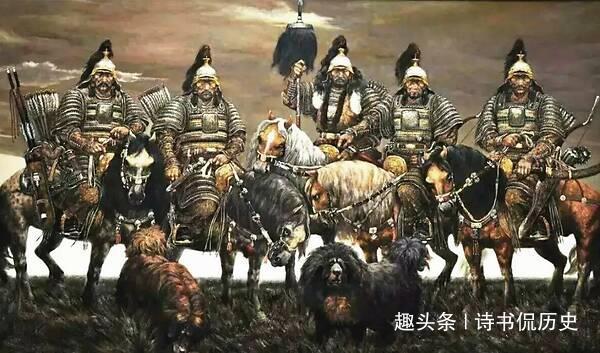 秘史揭露成吉思汗铁骑的真正实力,实在太彪悍,难怪正史都不记载