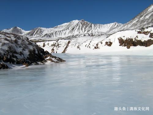 滿洲冬天沒水改吃冰