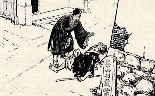 民間故事:老翁救了一位落難的外鄉人,多年后他送老翁千兩黃金