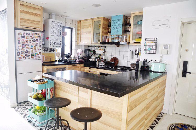 蓬莱装修:一幢65平方米的小房子,可以如此舒适和宽敞 蓬莱装修公司 蓬莱装修效果图 蓬莱鹤立装修 第8张