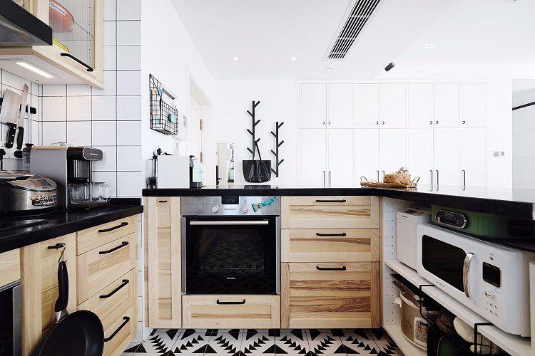 蓬莱装修:一幢65平方米的小房子,可以如此舒适和宽敞 蓬莱装修公司 蓬莱装修效果图 蓬莱鹤立装修 第10张