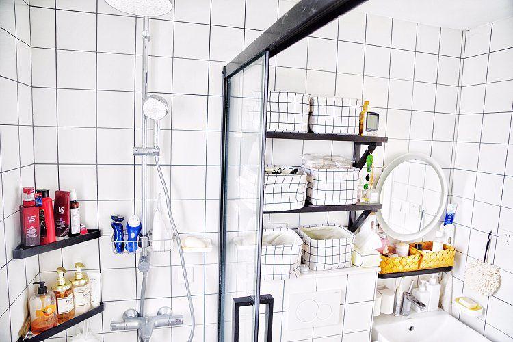 蓬莱装修:一幢65平方米的小房子,可以如此舒适和宽敞 蓬莱装修公司 蓬莱装修效果图 蓬莱鹤立装修 第24张
