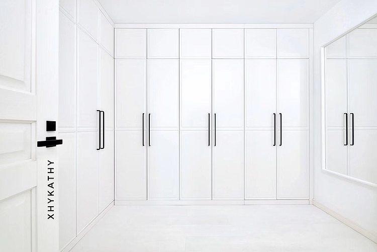 蓬莱装修:一幢65平方米的小房子,可以如此舒适和宽敞 蓬莱装修公司 蓬莱装修效果图 蓬莱鹤立装修 第27张