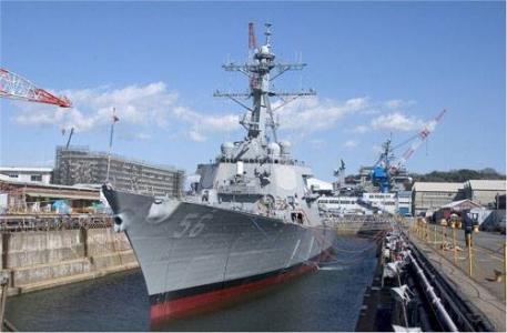 中国潜艇隐蔽性到底达到什么程度?美军舰没搜索到潜艇 声呐却被撞毁了