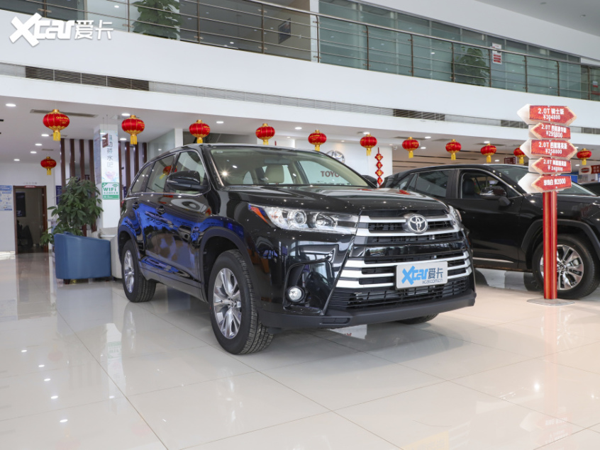 广汽丰田2021款汉兰达