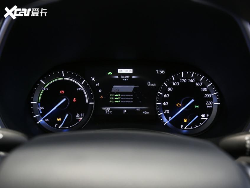 广汽丰田2021款汉兰达 双擎