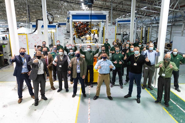 路特斯英国工厂投入超1亿英镑,全新跑车EMIRA启动前期生产
