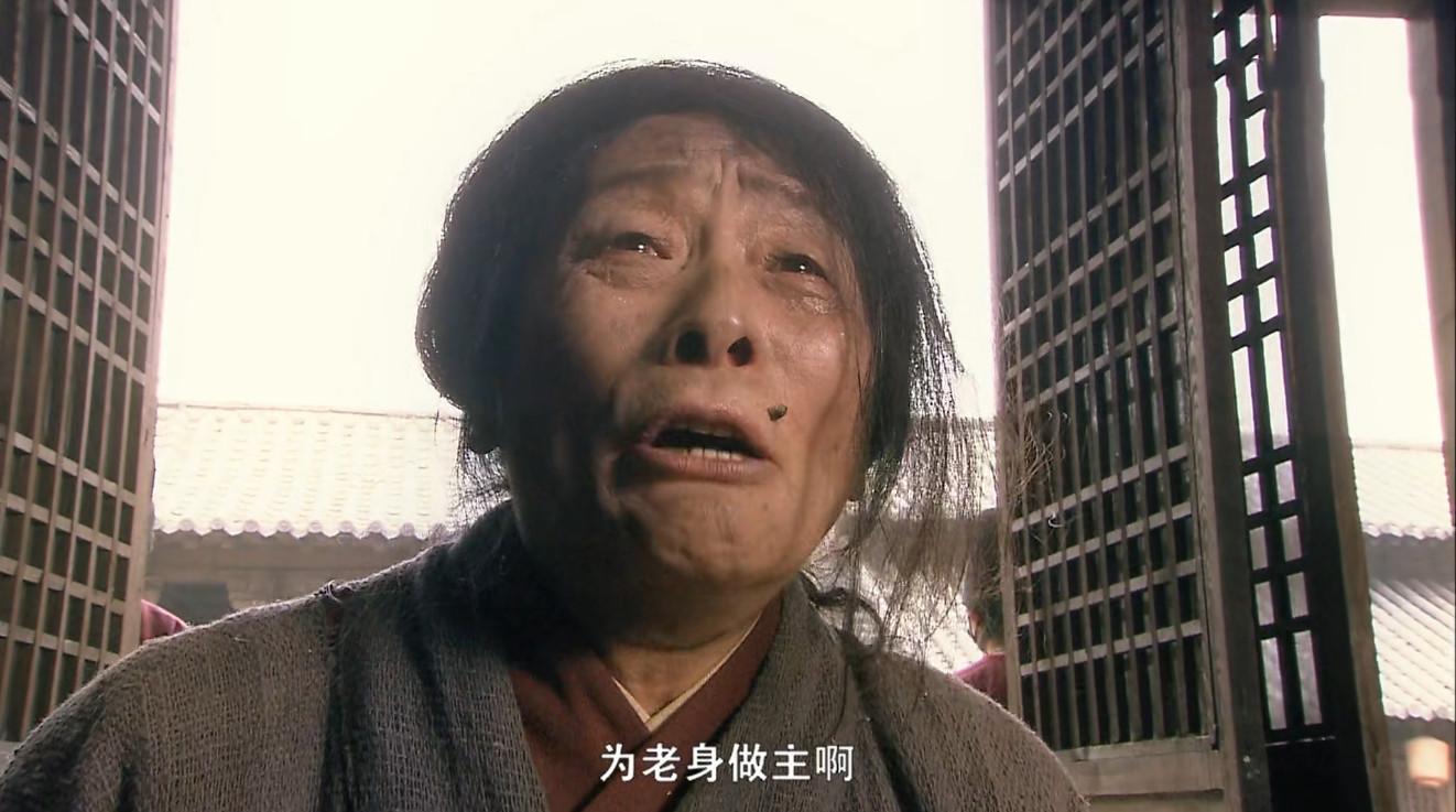 其智谋完爆水浒众配角,阎婆身为丈母娘,接连高招让宋江身败名裂