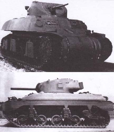 浅谈M24霞飞坦克,二战最优秀的轻型坦克,诞生之路却异常坎坷