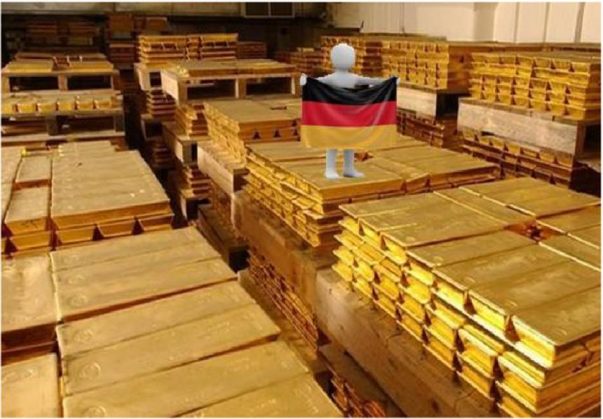 德国人眼里的陌生中国,或恢复金本位发行新马克,大批黄金运达中国