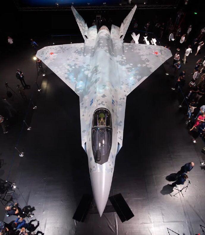 歼-20太厉害交换比太高,俄称印度至少需要300架苏-75才够应付