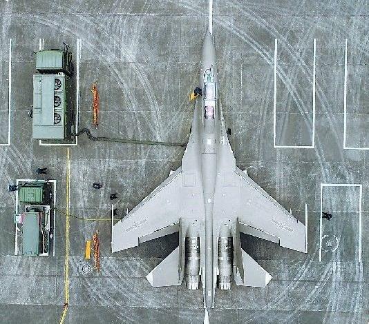 战斗机做工动机新发精细细节远胜俄原品再传新照